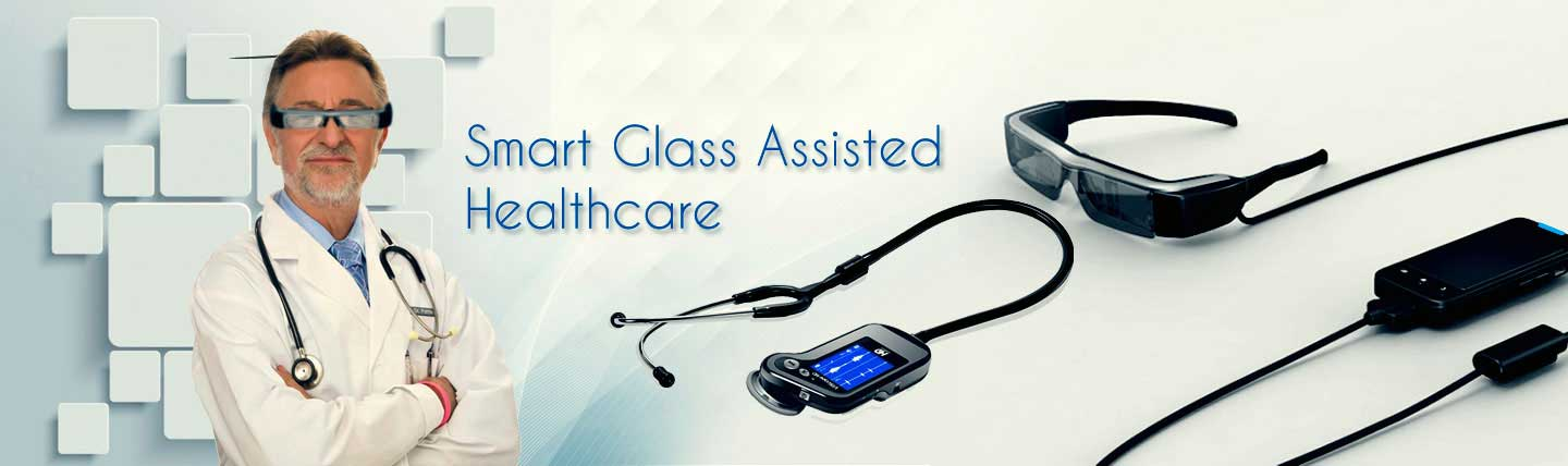 Smart Glass in Healthcare
